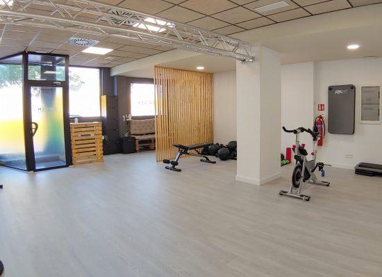 Interior centro Origen Fit Studio